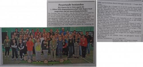 Kastanienblatt Bowhunter Ligaturnier 2017